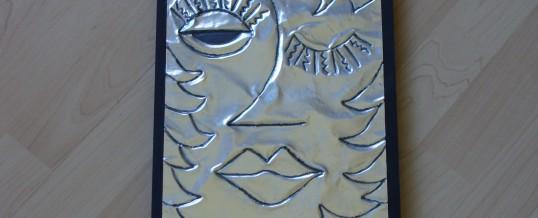 Foil Art 001